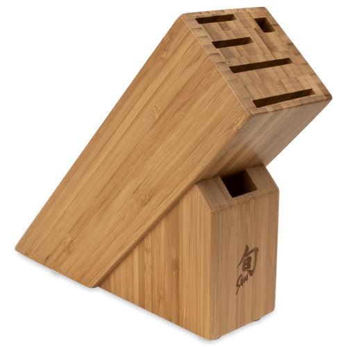 Shun Slim Line 6 Hole Knife Block