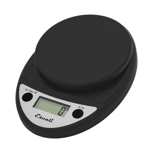 Escali Primo 11lb Digital Scale Black