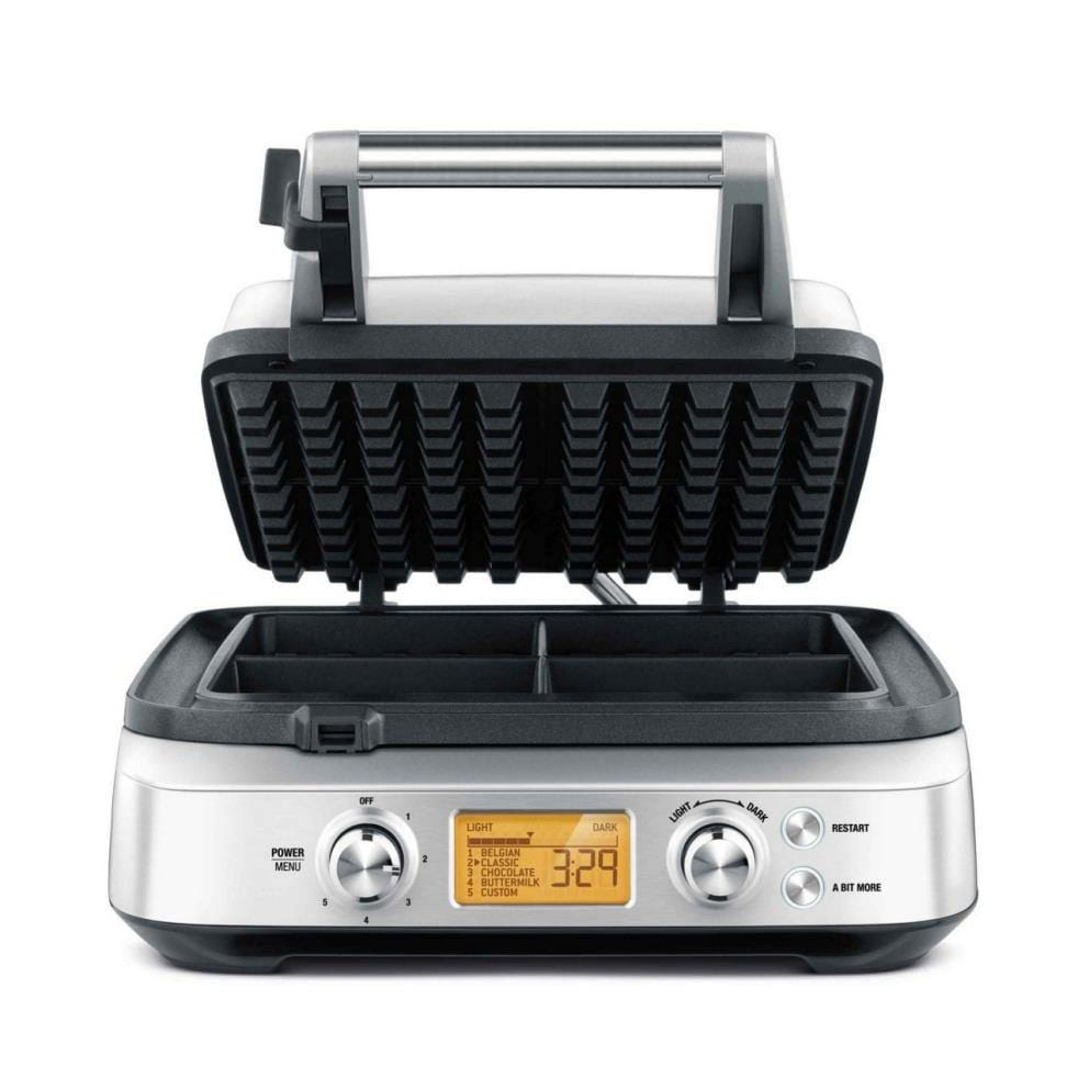 Breville The Smart Waffle Pro 4 Slice