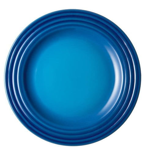 Le Creuset Classic Appetizer Plate Set Of 4 Blueberry