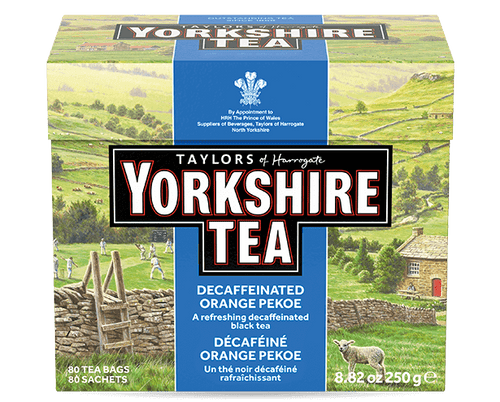 Yorkshire Decaf - 80's