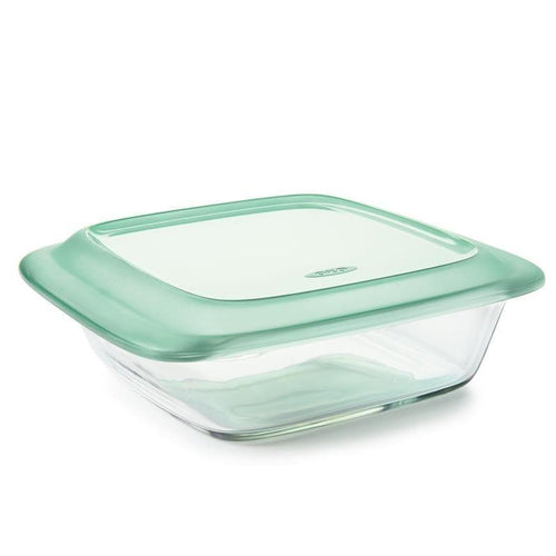 Oxo Good Grips Square Glass 2qt Baking Dish With Cover