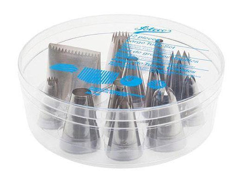 Ateco 12 Piece Large Tube Set
