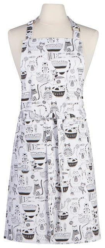Now Designs Chef Apron Purr Party