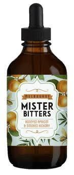 Mr. Bitters Apricot And Smoked Hickory Bitters