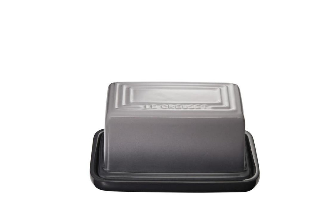 Le Creuset Ceramic Butter Dish Oyster