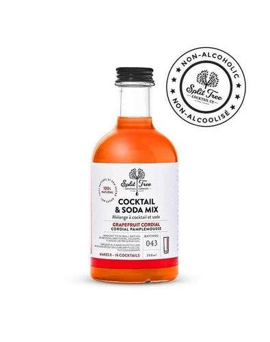 Split Tree Grapefruit Cordial 250ml