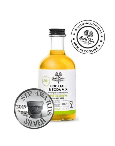 Split Tree Sour Mix Cordial 250ml