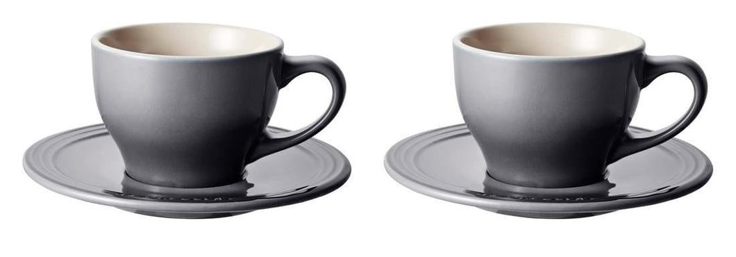 Le Creuset Classic Cappuccino Set Oyster