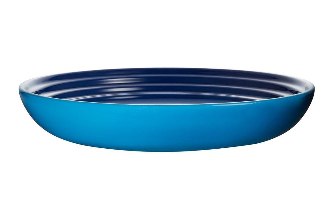 Le Creuset Classic Pasta Bowl Set Of 4 Blueberry