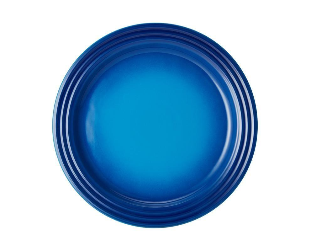 Le Creuset Classic Dinner Plate Set Of 4 Blueberry