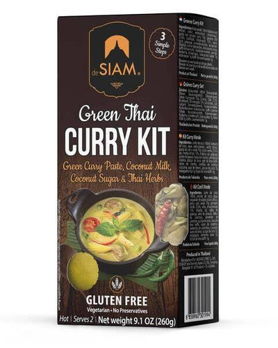 deSiam Green Thai Curry Kit 260g