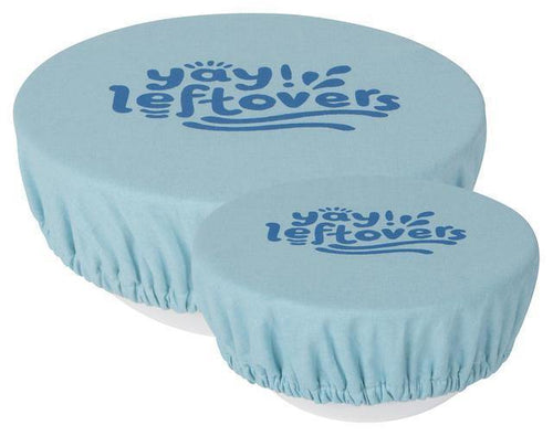 Now Designs Bowl Covers Yay Leftovers Set Of 2