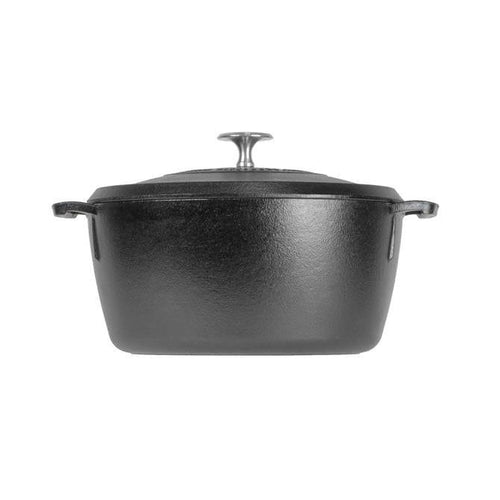 Lodge Blacklock Cast Iron Dutch Oven 5.5Qt