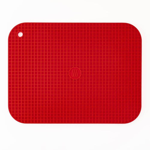Thermoworks Large Silicone Trivet Red