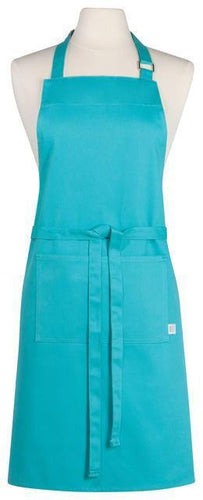 Now Designs Chef Apron Bali Blue