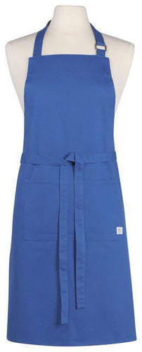 Now Designs Chef Apron Royal Blue