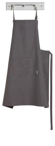 Now Designs Mighty Apron Granite Pinstripe