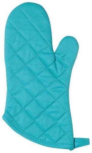 Now Designs Superior Oven Mitt Bali Blue