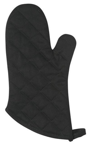 Now Designs Superior Oven Mitt Black