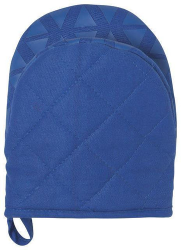 Now Designs Oven Mitt Grabber Royal Blue