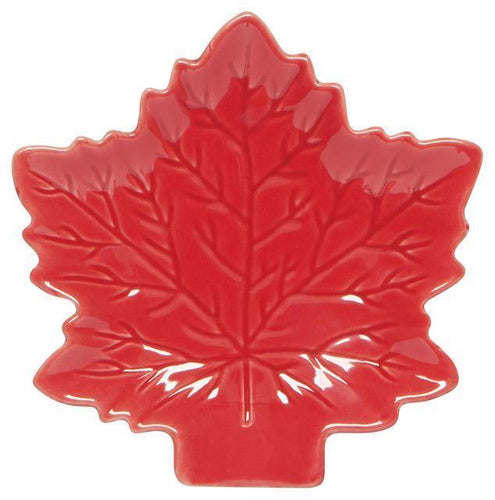 Now Designs Spoon Rest Maple Leaf