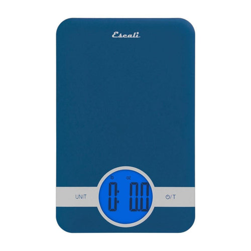 Escali Ciro 11lb Digital Scale Blue