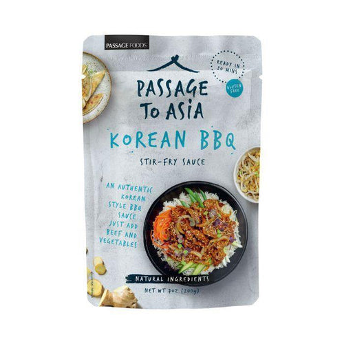 Passage to Asia Korean BBQ Stir-Fry Sauce 200g