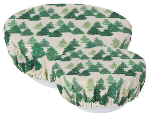 Now Designs Bowl Covers Woods Set Of 2