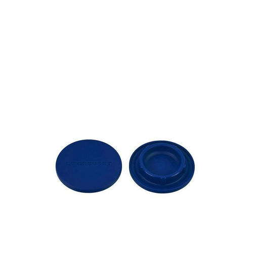 Le Creuset Silicone Mill Cap Set Of 2 Blueberry
