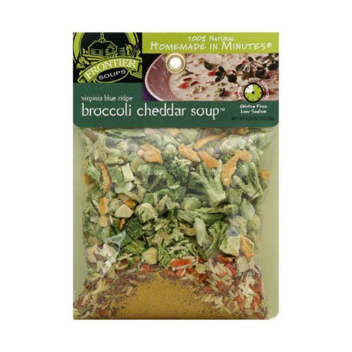 Frontier Soups Broccoli Cheddar Soup 142g