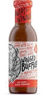 Bow Valley BBQ Winged Buffalo Hot Sauce - Kitchenalia Westboro
