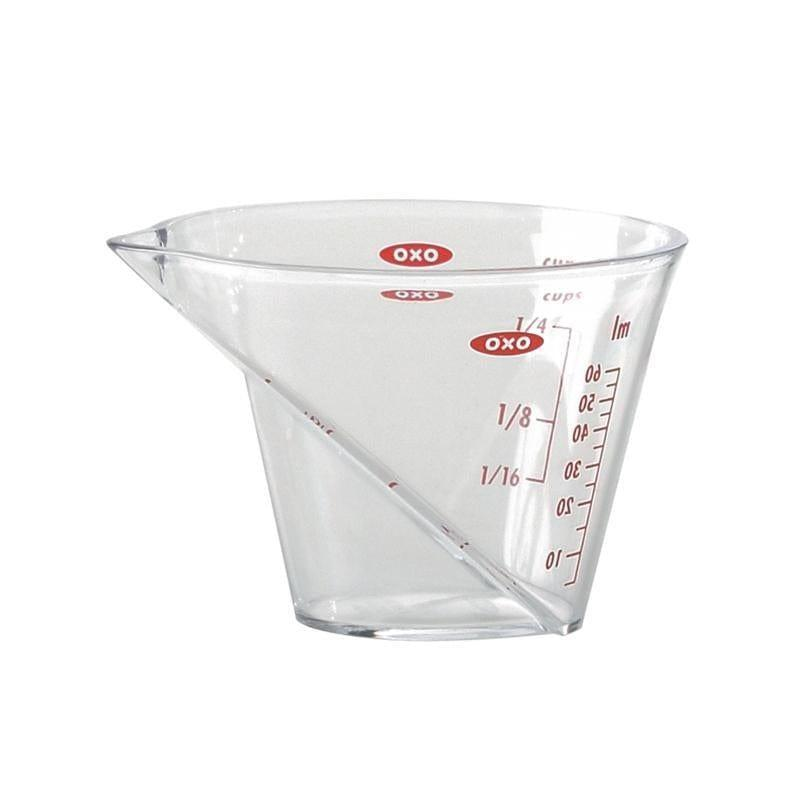 Oxo Good Grips 1/4 Cup Angled Measuring Cup