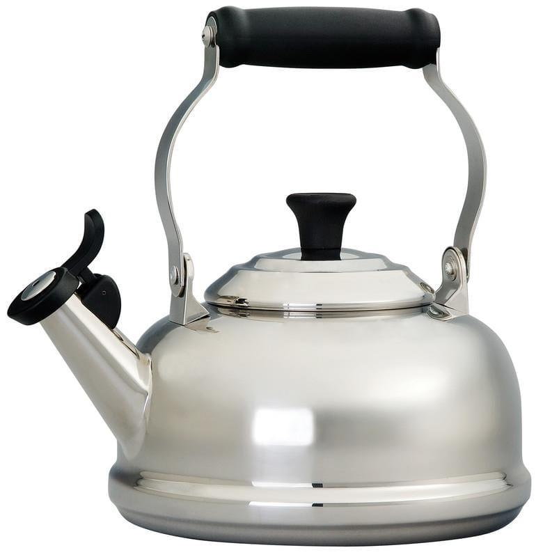 Le Creuset 1.6L Classic Kettle Stainless Steel