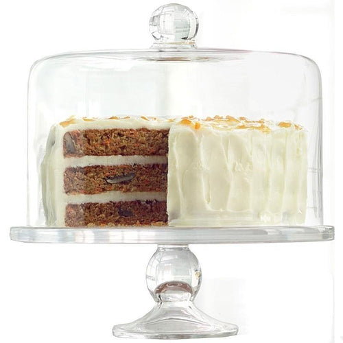 Artland Cake Stand And Dome