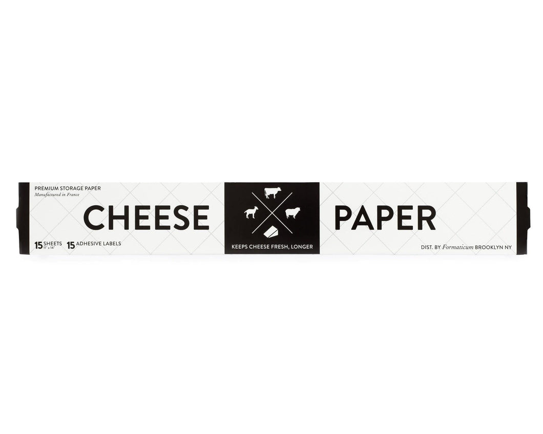 Formaticum Cheese Paper 15 Pack