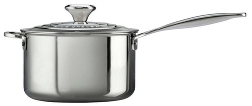 Le Creuset 3.8L Stainless Steel Sauce Pan