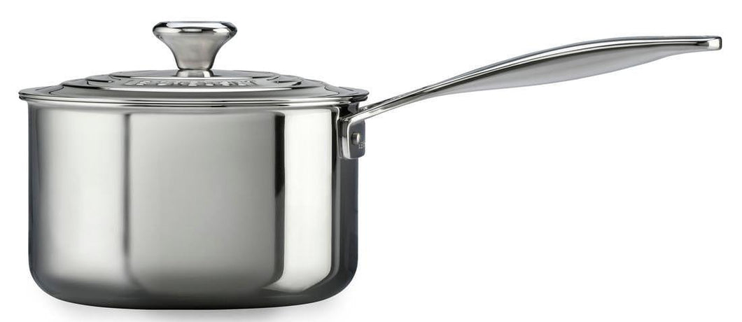 Le Creuset 2.8L Stainless Steel Sauce Pan