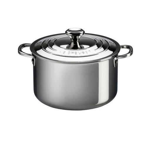 Le Creuset Stainless Steel 10.4L Stockpot