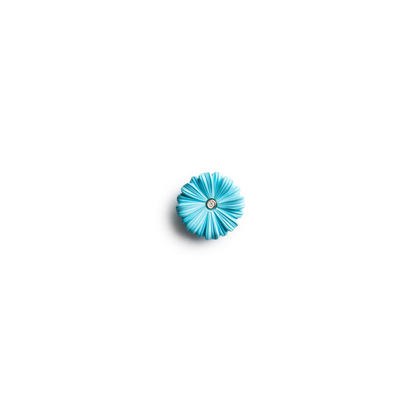 Small Flower Stud Earring