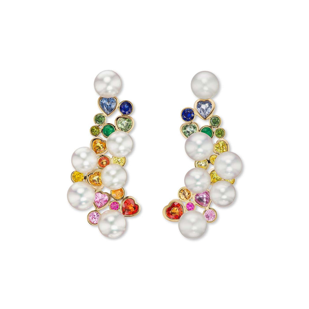 Editorial Pearl Earrings