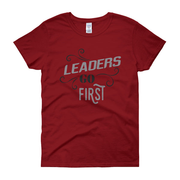 Leaders First