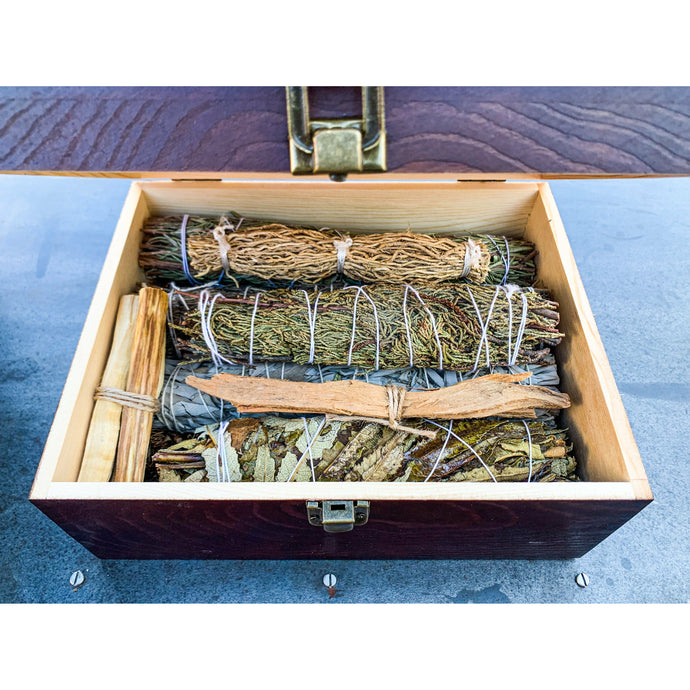 Big Incense Gift Box
