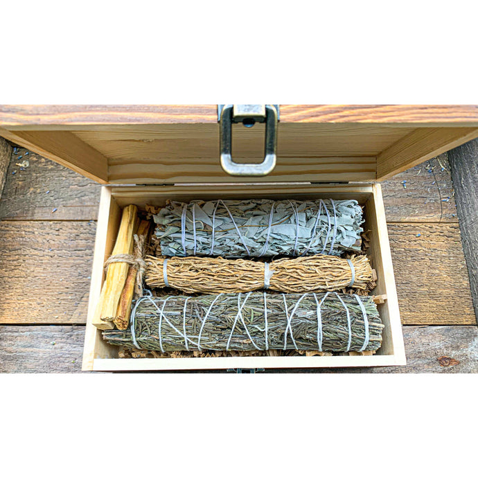 Mini Incense Gift Box