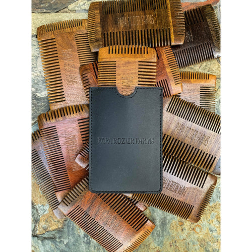 Handcafted Wooden Styling Comb
