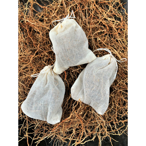 Vetiver Root Bath Sachets