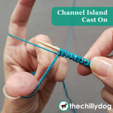 Channel Island Cast On