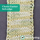 Chain-Garter Selvedge