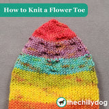 Sundog Socks - Knitting Pattern PDF