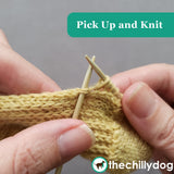 Ready, Set, Go Socks - Pick Up and Knit